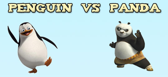 Penguin and Panda Update