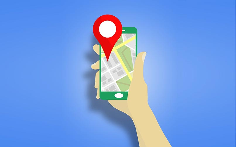 local search GPS maps