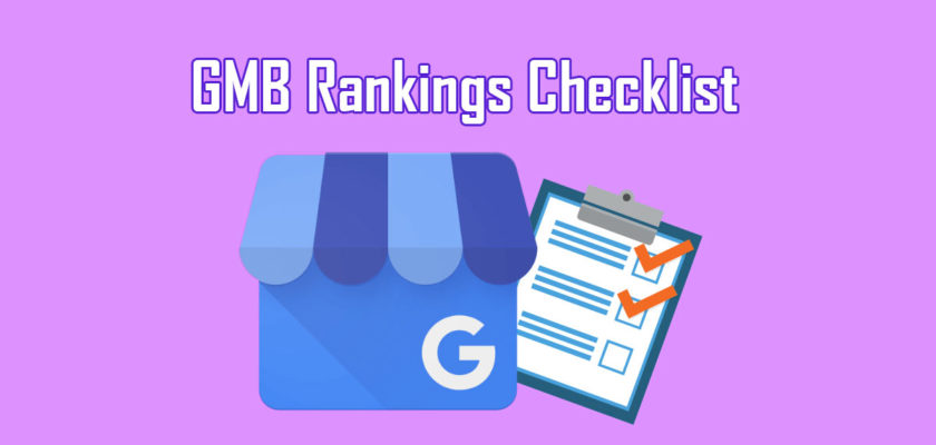 GMB SEO Rankings